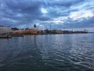 Helsinki by midvinterdraken