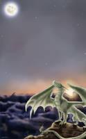 Sunset Solstice by aussie-dragon