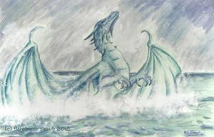 Spirit of the Dragon- 2012 by aussie-dragon