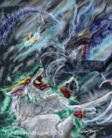 Final Showdown by aussie-dragon