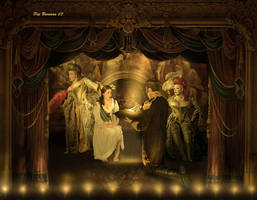 Cinders in the limelight by patriciabrennan