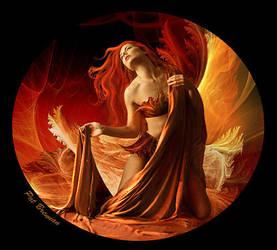 Phoenix by patriciabrennan