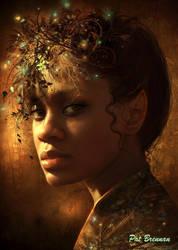 Amber by patriciabrennan