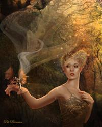 The Dragon Tamer by patriciabrennan