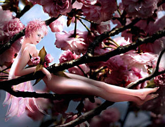 Pretty in pink by patriciabrennan