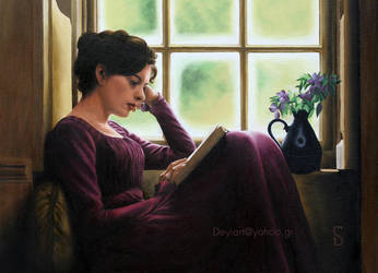 Becoming Jane by discret