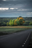 Autumn Road by sulevlange