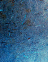Blue textured paper 2 by ellemacstock