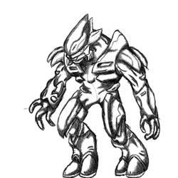Halo -- Elite Minor by Lighty-The-Hedgehog