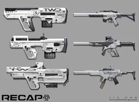 RECAP_Gun Explorations_2 by Jiahow