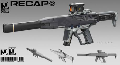 RECAP_Weapon Design by Jiahow