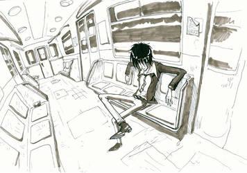 metro by Masha-Ko
