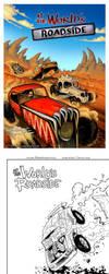 At the World's Roadside: chapter 1 Otherworldly by Masha-Ko