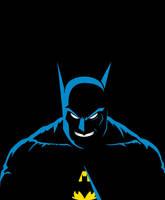 Batman moody by Bat-Dan