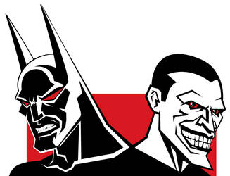 Batman Beyond Joker Rev by Bat-Dan