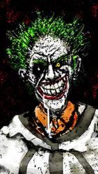 The Joker by Bat-Dan