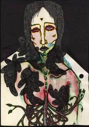 BLACK MERCURY by Bogdana-Menger
