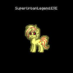 Super Urban Legend.EXE by Lucky-Ness21