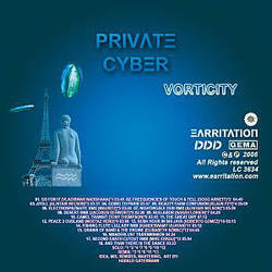 CD Label of Vorticity by Earritation