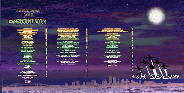 Inside Label of 6th Season by Earritation
