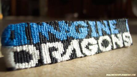 Imagine Dragons I by DragonFlyer139