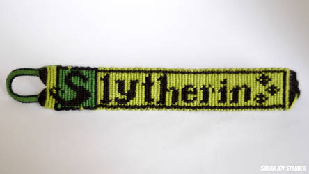 Slytherin (Aliza) I by DragonFlyer139