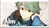 Fire Emblem Echoes: Alm Stamp by Capricious-Stamps