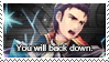 Fire Emblem Heroes: Reinhardt Stamp by Capricious-Stamps