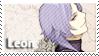 Fire Emblem Echoes: Leon Stamp by Capricious-Stamps