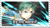 Fire Emblem Heroes: Lyn Stamp by Capricious-Stamps