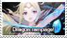 Fire Emblem Heroes: Nowi Stamp by Capricious-Stamps