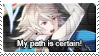 Fire Emblem Heroes: Corrin (Male) Stamp by Capricious-Stamps