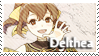 Fire Emblem Echoes: Delthea Stamp by Capricious-Stamps