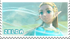 Breath of the Wild: Princess Zelda Stamp by Capricious-Stamps