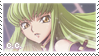 Code Geass: C.C. Stamp by Capricious-Stamps