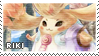 Xenoblade Chronicles: Riki Stamp by Capricious-Stamps
