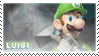 Luigi's Mansion: Luigi Stamp by Capricious-Stamps