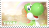 Mario Party 9: Yoshi Stamp by Capricious-Stamps