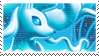 Pokemon TCG: Alolan Ninetales Stamp by Capricious-Stamps