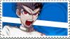 Danganronpa: Kiyotaka Ishimaru Stamp by Capricious-Stamps