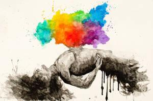 BeautifulHeartAche by Michael-Hafferty