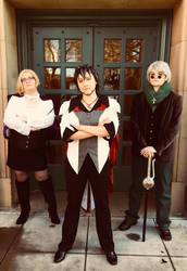 [RWBY] The Faculty by BaconFlavoredCosplay