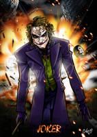 The joker by Crike99