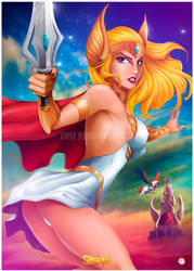 She-Ra 2 by Crike99