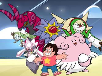 Steven's Pokemon Team by DispoableButtons