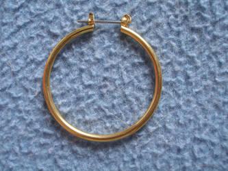 Earring 3 - U by sd-stock