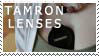 Tamron Stamp by sd-stock