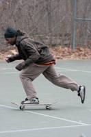 Skateboarding 52 by sd-stock