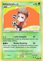Hetalia Card: Holland by Demmi-chan