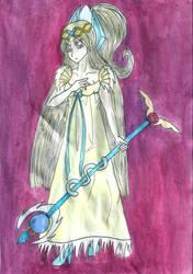 OC: Candice by Demmi-chan